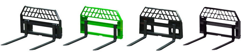Pallet Forks | Northstar Attachments