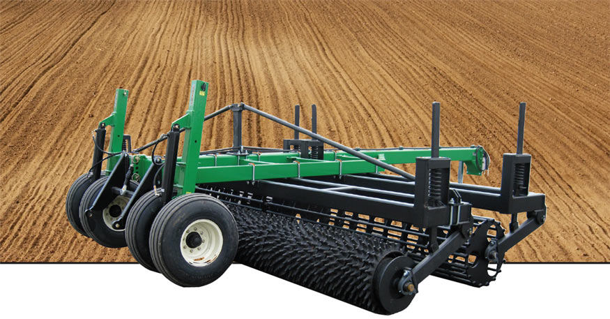 Pak-Tach Seedbed Finisher