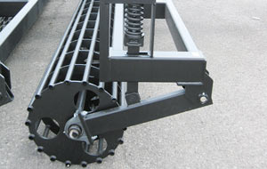 24-inch Diameter Bar Roller Packer