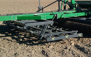 3 Row S-Tine Attachment
