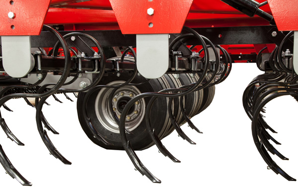 Hydraulic Actuated S-Tines