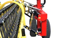 Parallel Linkage Torsion Basket Suspension