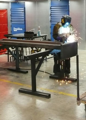 Northstar welding operations